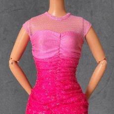 Barbie y Ken: VESTIDO CORTO BARBIE. Lote 277132118