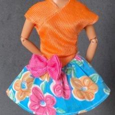 Barbie y Ken: VESTIDO CORTO BARBIE. Lote 277132198