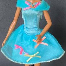 Barbie y Ken: VESTIDO CORTO BARBIE. Lote 277132223