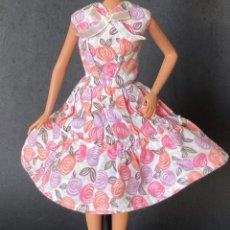 Barbie y Ken: VESTIDO CORTO BARBIE. Lote 277132263