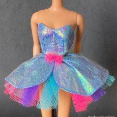 Barbie y Ken: VESTIDO CORTO BARBIE. Lote 277132408
