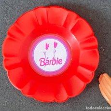 Barbie y Ken: ACESORIOS DE COCINA BARBIE PLATO DECORATIVO. Lote 277133698