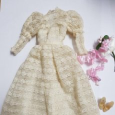 Barbie y Ken: VESTIDO BEAUTIFUL BRIDE BARBIE 1976. Lote 277267273