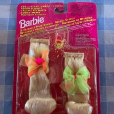 Barbie y Ken: MECHONES DE RECAMBIO DE BARBIE MATTEL 1994. Lote 277505073