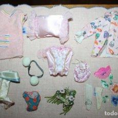 Barbie e Ken: LOTE DE 10 PIEZAS ROPA PARA BARBIE O SIMILARES. Lote 278608068