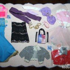 Barbie e Ken: LOTE DE 10 PIEZAS ROPA PARA BARBIE O SIMILARES. Lote 278610698