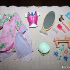 Barbie y Ken: LOTE DE 10 PIEZAS ROPA PARA BARBIE/ SHELLY O SIMILARES. Lote 278610808
