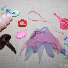 Barbie e Ken: VARIOS ACESSORIOS E ZAPATOS DE BARBIE. Lote 278622288
