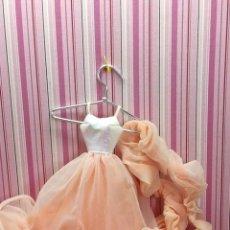 Barbie y Ken: CONJUNTO BARBIE PEACHES MELOCOTÓN, BARBIE CONGOST. Lote 282895673
