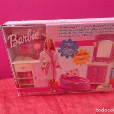 Barbie y Ken: BARBIE BAÑO DE MODA 2002. Lote 283135238