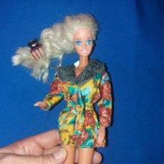 Barbie y Ken: ANTIGUA BARBIE MATTEL 1976 CON ROPA ORIGINAL DIFICIL. Lote 284177348