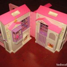 Barbie y Ken: ANTIGUA CASA DESPLEGABLE * LA CASA MÁGICA * DE BARBIE MATTEL DEL AÑO 1994 - FABRICADA EN ITALIA. Lote 285426953