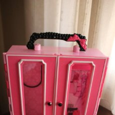 Barbie et Ken: ARMARIO MALETÍN DE BARBIE.. Lote 285697553