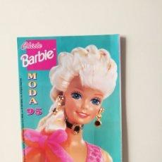 Barbie et Ken: BARBIE ALBUM CROMOS CHICLES MODA 1995. Lote 287640728