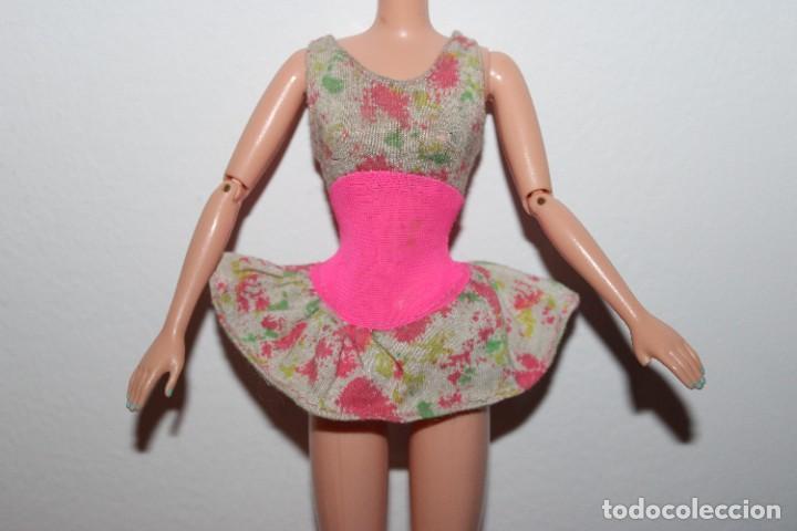 VESTIDO CORTO CON BRAGA - BARBIE ORIGINAL (Juguetes - Muñeca Extranjera Moderna - Barbie y Ken - Vestidos y Accesorios)
