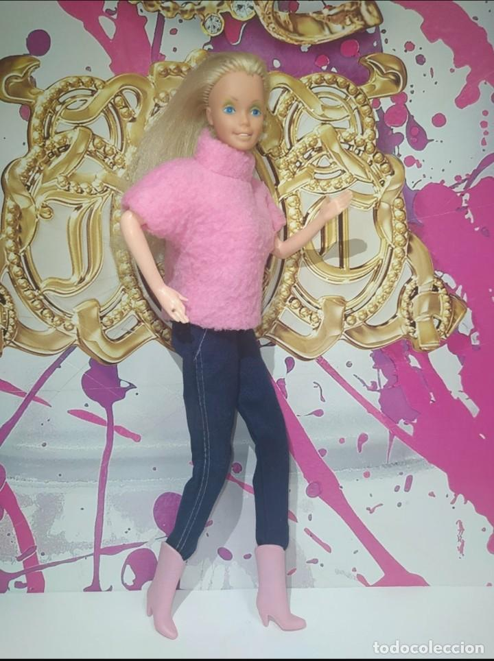 BONITO CONJUNTO BARBIE CONGOST JEANS (Juguetes - Muñeca Extranjera Moderna - Barbie y Ken - Vestidos y Accesorios)