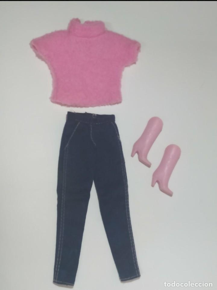 Barbie y Ken: BONITO CONJUNTO BARBIE CONGOST JEANS - Foto 3 - 288574268