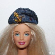 Barbie y Ken: GORRA - BARBIE ORIGINAL. Lote 288578713