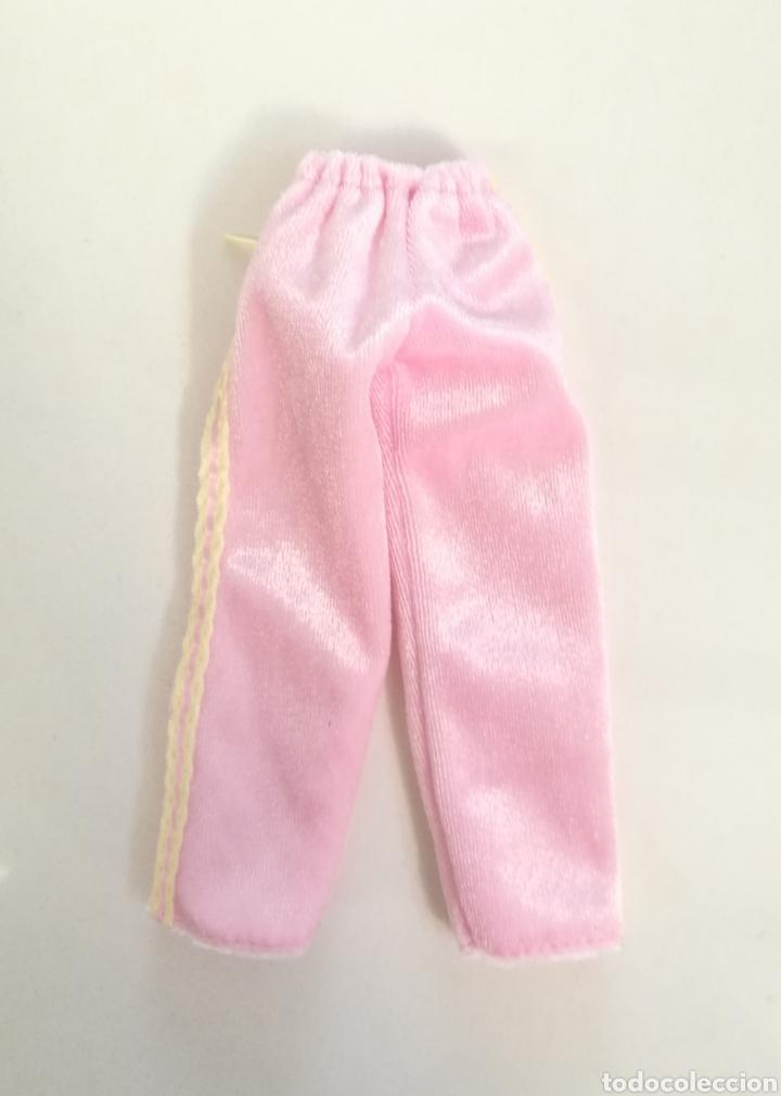Barbie y Ken: Barbie Krissy bedtime baby 2000 pantalón rosa - Foto 2 - 288582853