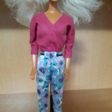 Barbie y Ken: CONJUNTO BARBIE DE LOS 80. Lote 288598918