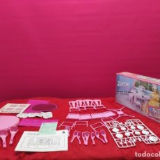 Barbie y Ken: COMEDOR GRAN SALÓN BARBIE. Lote 289320853