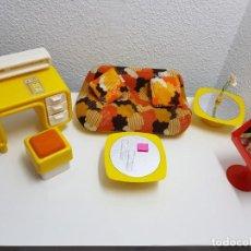 Barbie y Ken: BARBIE SALÓN, LIVING ROOM 1978. Lote 294089583