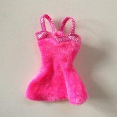Barbie y Ken: BARBIE SWEET HEART 1995 VESTIDO ROSA FUCSIA AÑOS 90 CORAZÓN. Lote 294121163