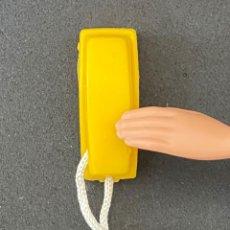 Barbie y Ken: TELEFONO DE GONDOLA BARBIE. Lote 294498098