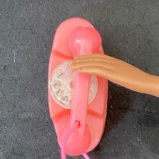 Barbie y Ken: TELEFONO DE GONDOLA BARBIE. Lote 294498143