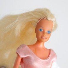 Barbie y Ken: BARBIE CEJAS MORADAS, CONGOST. Lote 295699188
