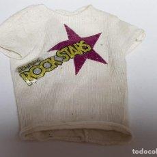 Barbie y Ken: CAMISETA KEN ROCK STAR. Lote 295731268