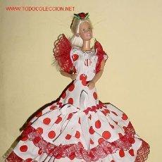 Barbie y Ken: MUÑECA BARBIE. Lote 18987633