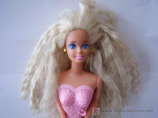 Muñeca barbie mattel inc. china 1993 grabado e - Sold through