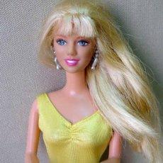 Barbie y Ken: RARA MUÑECA BARBIE, KELLY TAYLOR, SERIE 90210 BEVERLY HILLS, MATTEL 1991. Lote 14262131