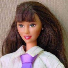 Barbie y Ken: RARA MUÑECA BARBIE, BRENDA WALSH, SERIE 90210 BEVERLY HILLS, MATTEL 1991. Lote 14262319