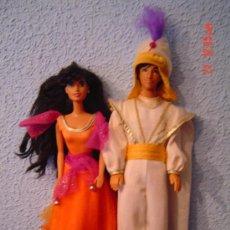 Barbie y Ken: LOTE. Lote 16246438