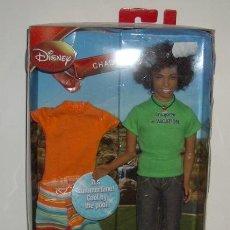 Barbie y Ken: HIGH SCHOOL MUSICAL 2,MATTEL,BARBIE,CHAD,CAJA ORIGINAL,A ESTRENAR. Lote 24033989