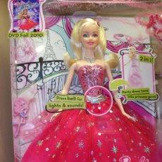 Barbie y Ken: BARBIE MODA MAGICA EN PARIS. MUÑECA. Lote 257604800