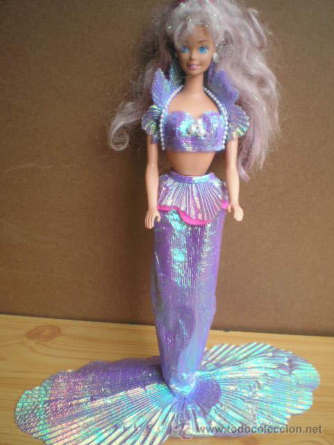 Barbie Sirena Muñeca Jugada Sold Through Direct Sale 28199842
