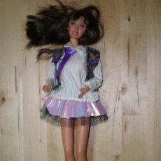 Barbie y Ken: MUÑECA BARBIE BRENDA, CUÑO EN CUELLO: MATTEL INC 1966, AÑOS 80. Lote 27261012