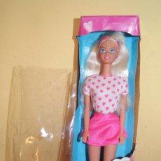 Barbie y Ken: BARBIE CORAZON DE MATTEL EN CAJA AÑOS 90 . Lote 29036516