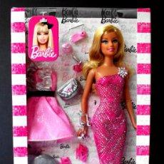 Barbie y Ken: BARBIE EXCLUSIVA 'MUSIC AWARD' EDICIÓN LIMITADA CON VESTIDO ADICIONAL Y ACCESORIOS - NUEVA EN CAJA. Lote 29728636