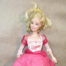 Barbie y Ken: BARBIE,PRINCESA DE LAS BAILARINAS(BARBIE DANCING PRINCESS),MATTEL,FUNCIONANDO. Lote 30305056