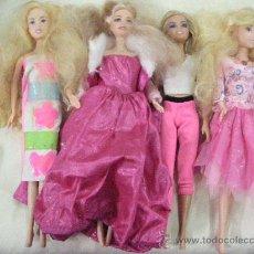 Barbie y Ken: LOTE DE BARBIES. Lote 30816661