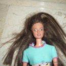 Barbie y Ken: BARBIE 1990 MATTEL,CON VESTIDO ORIGINAL, 111-1. Lote 30929297