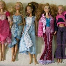 Barbie y Ken: LOTE DE BARBIES. Lote 31370837