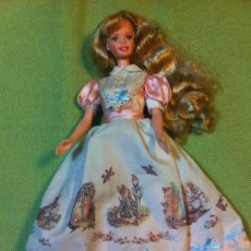Barbie e Ken: BARBIE MALASYA 1966 VESTIDO BARBIE COLLECTIBLES. Lote 31671585