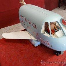 Barbie y Ken: AVIÓN DE LA BARBIE. Lote 31881809