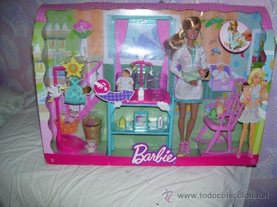 Consejos Indígena Minúsculo  Barbie doctora de bebe - Vendido en Venta Directa - 32103820