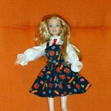 Barbie y Ken: BARBIE MATTEL CON VESTIDO ORIGINAL 2003 NUCA .1999 ESPALDA .. Lote 34058371